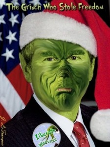 The Grinch Who Stole Freedom - J. LeFrancois