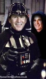 The Evil Empire Must be Unmasked